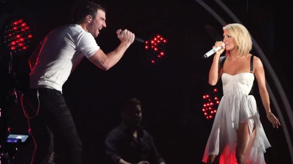 Sam Hunt, Carrie Underwood